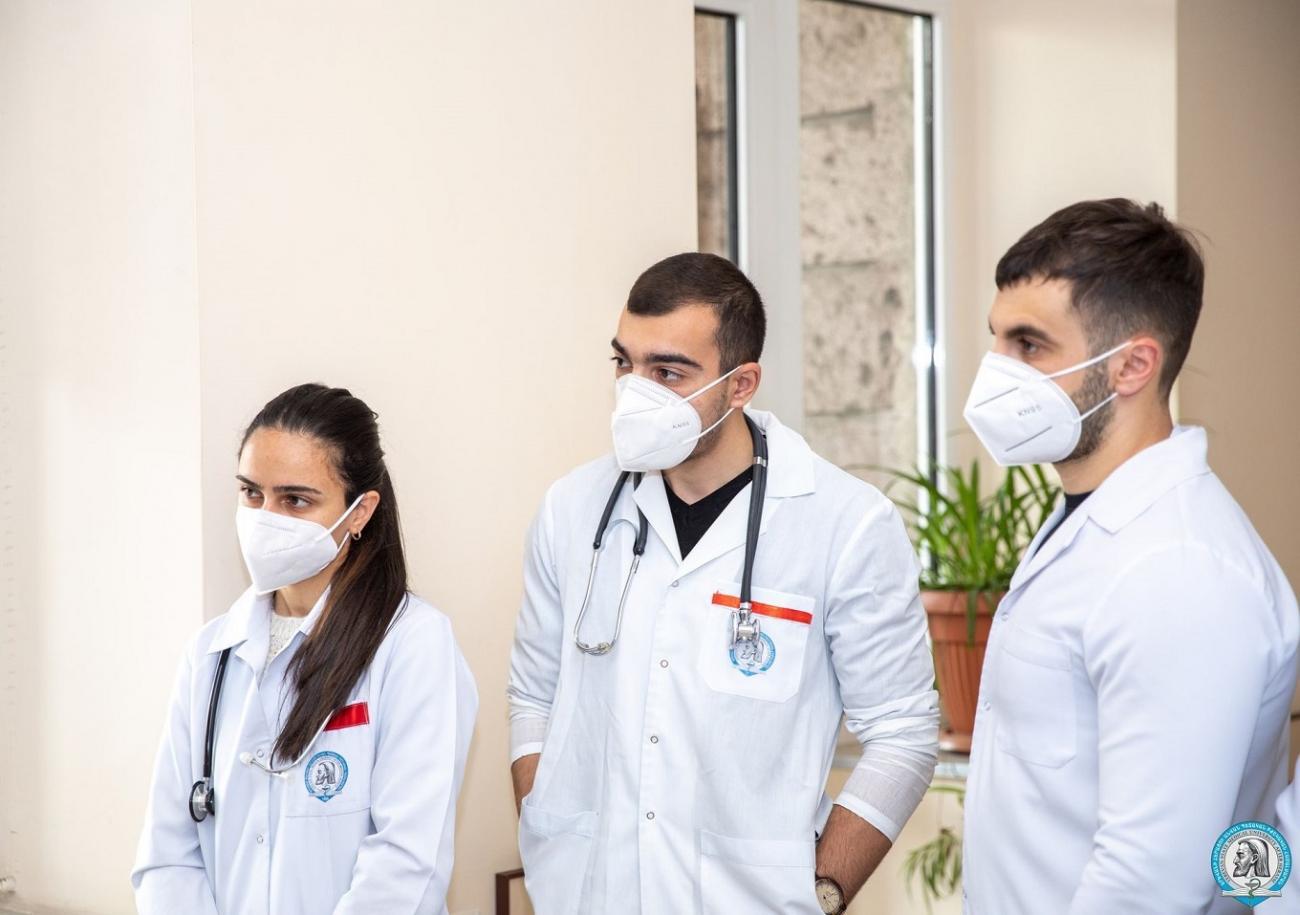 Բժշկական համալսարանում առկա ուսուցմամբ ուսումնական գործընթացը կվերսկսի փետրվարի 8-ից