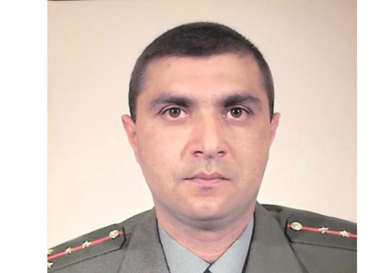 «Մերօրյա հերոսները». Արթուր Ավետիսյան