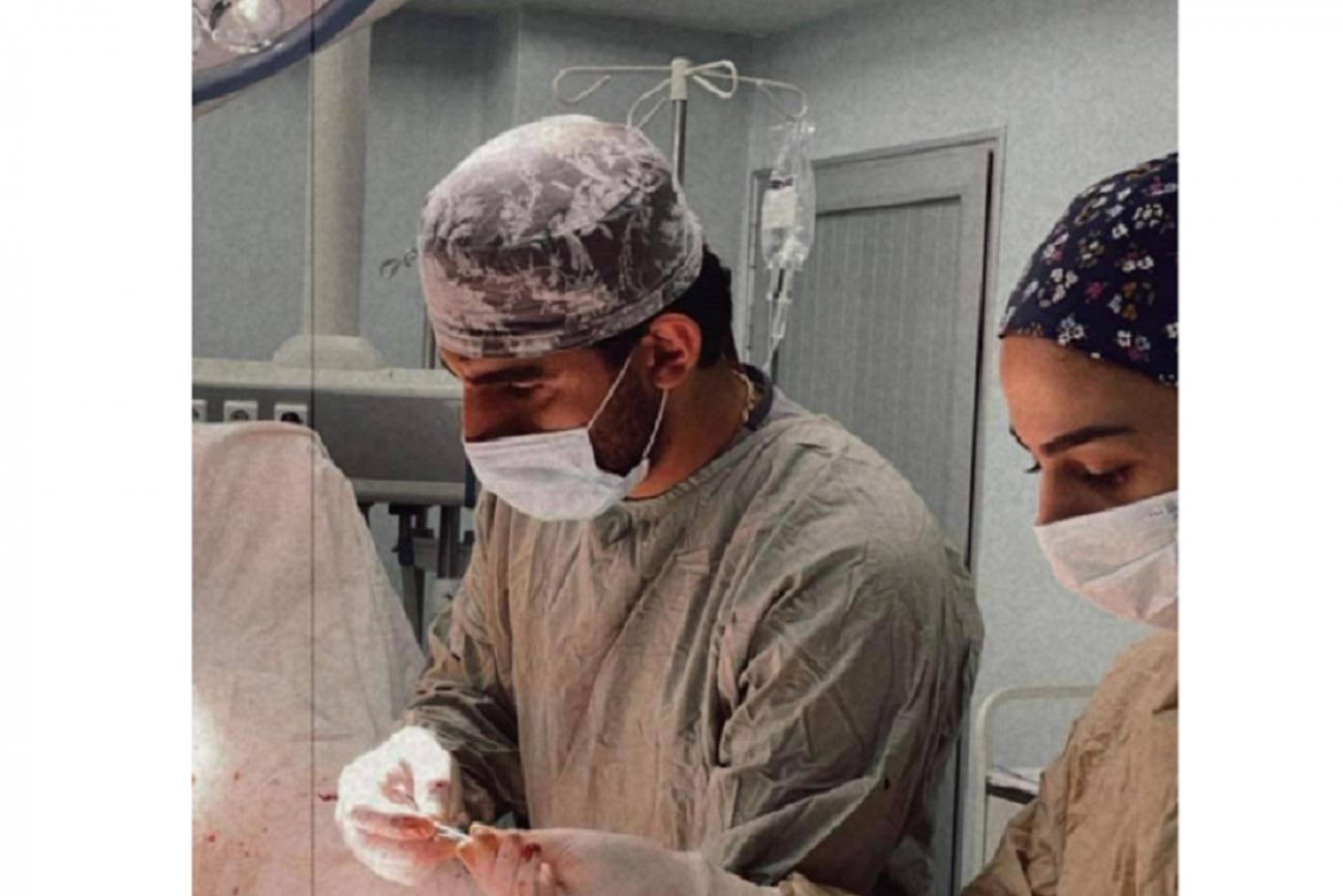 Կլինիկական օրդինատորի առաջարկած լուծման շնորհիվ զինծառայողի ձեռքը փրկել է անդամահատումից