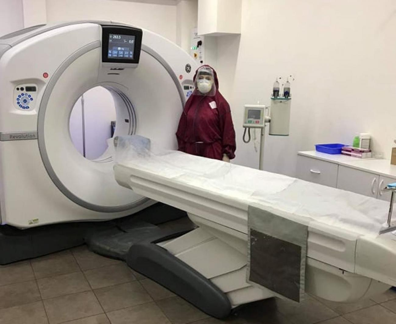 «Հերացի» թիվ 1 հիվանդանոցային համալիրում իջեցվել է կրծքավանդակի ՀՏ հետազոտության արժեքը