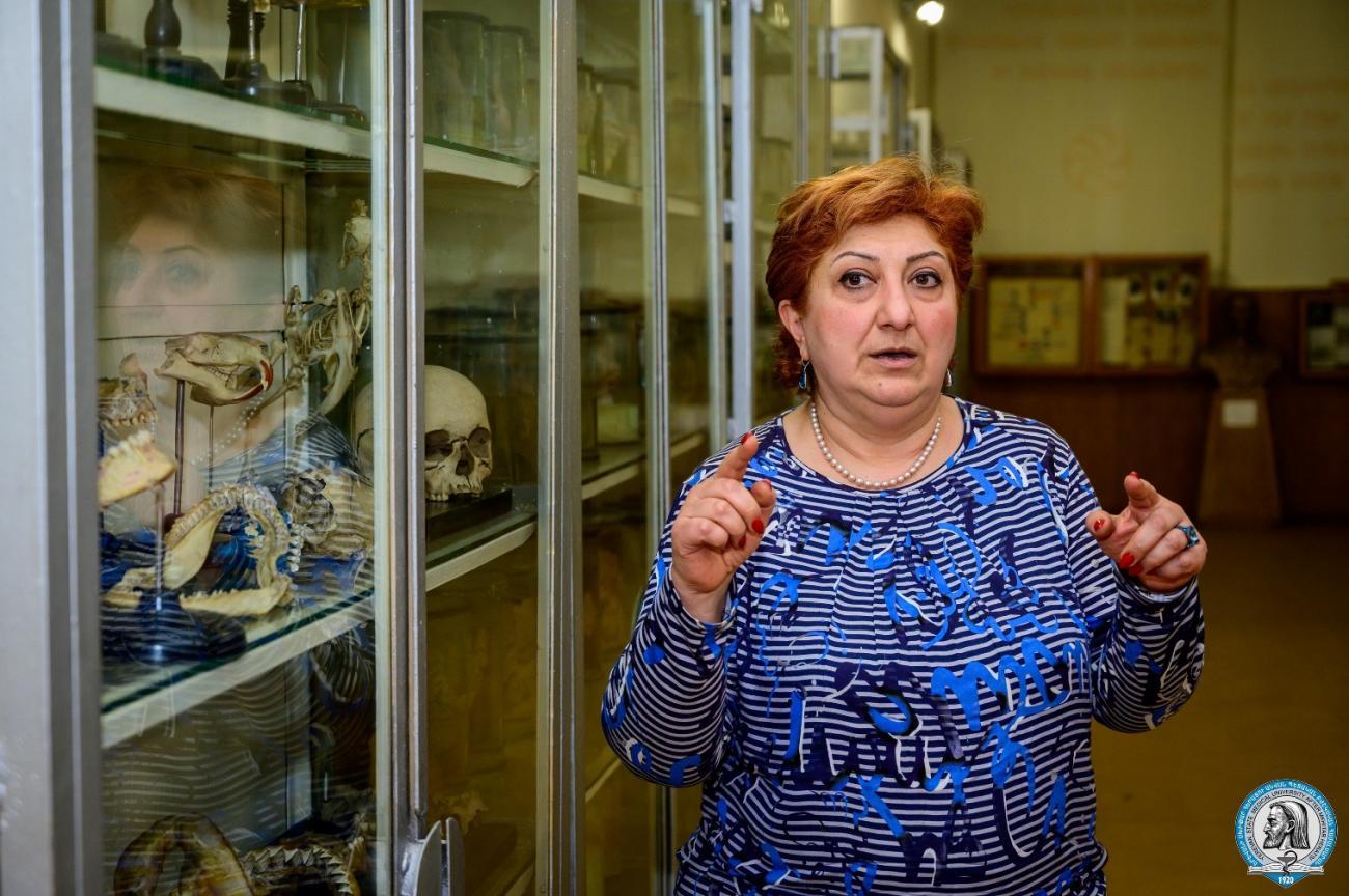 Մարդու անատոմիայի թանգարանի դռները բաց են բոլոր հետաքրքրվողների համար. Ֆոտոռեպորտաժ