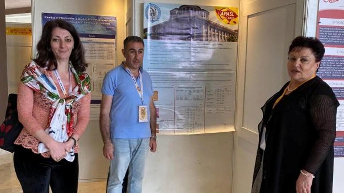 ԵՊԲՀ դոցենտը ներկայացրել է Հայաստանը միջազգային համաժողովում