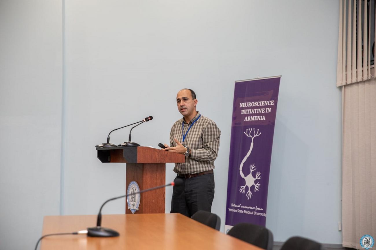 ԵՊԲՀ-ում մեկնարկեց «Նեյրոգիտության նախաձեռնություն Հայաստանում» խորագրով գիտաժողովը