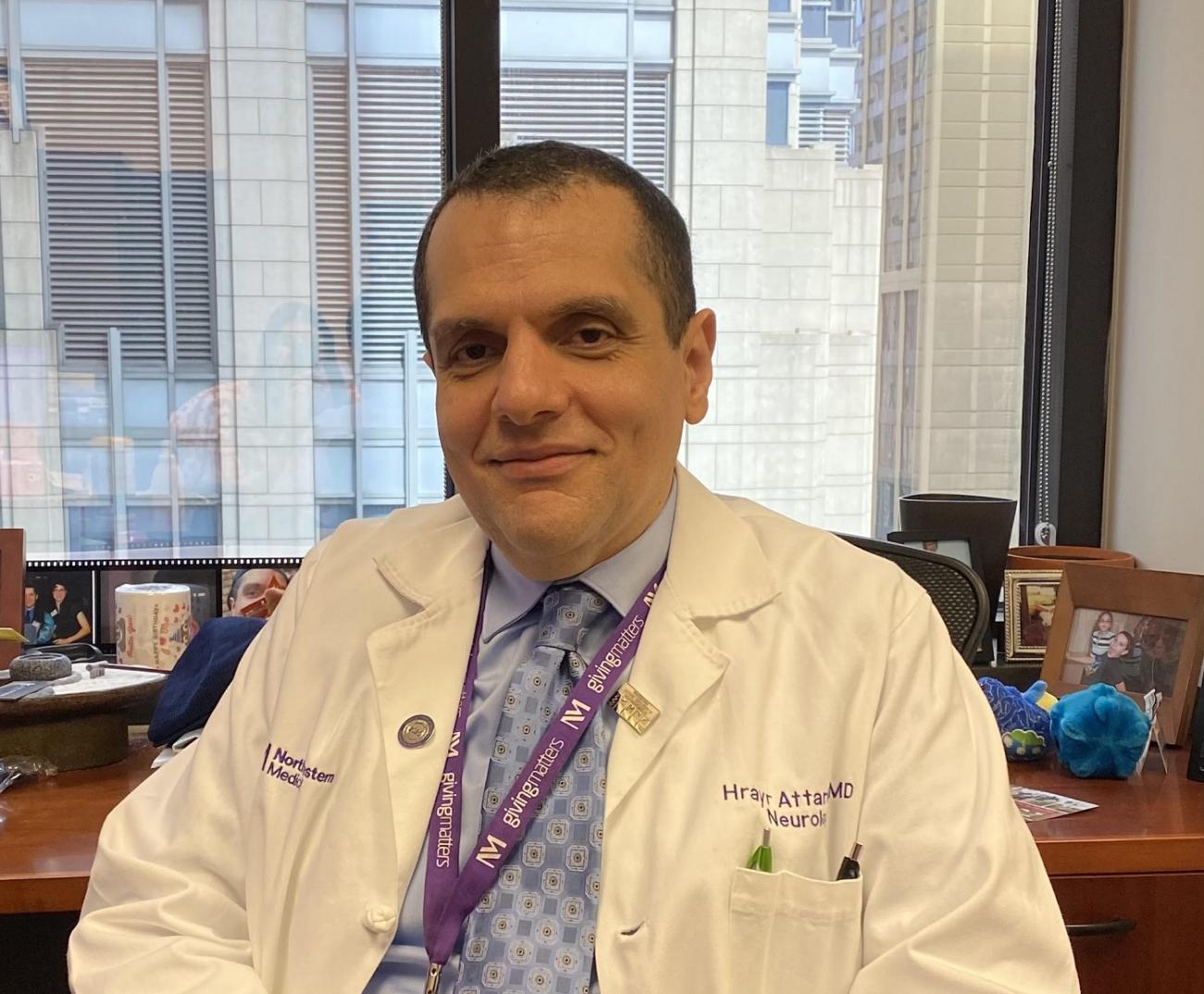ԵՊԲՀ այցելու պրոֆեսորը տպավորված է Հայաստանում կլինիկական հմտությունների մակարդակով