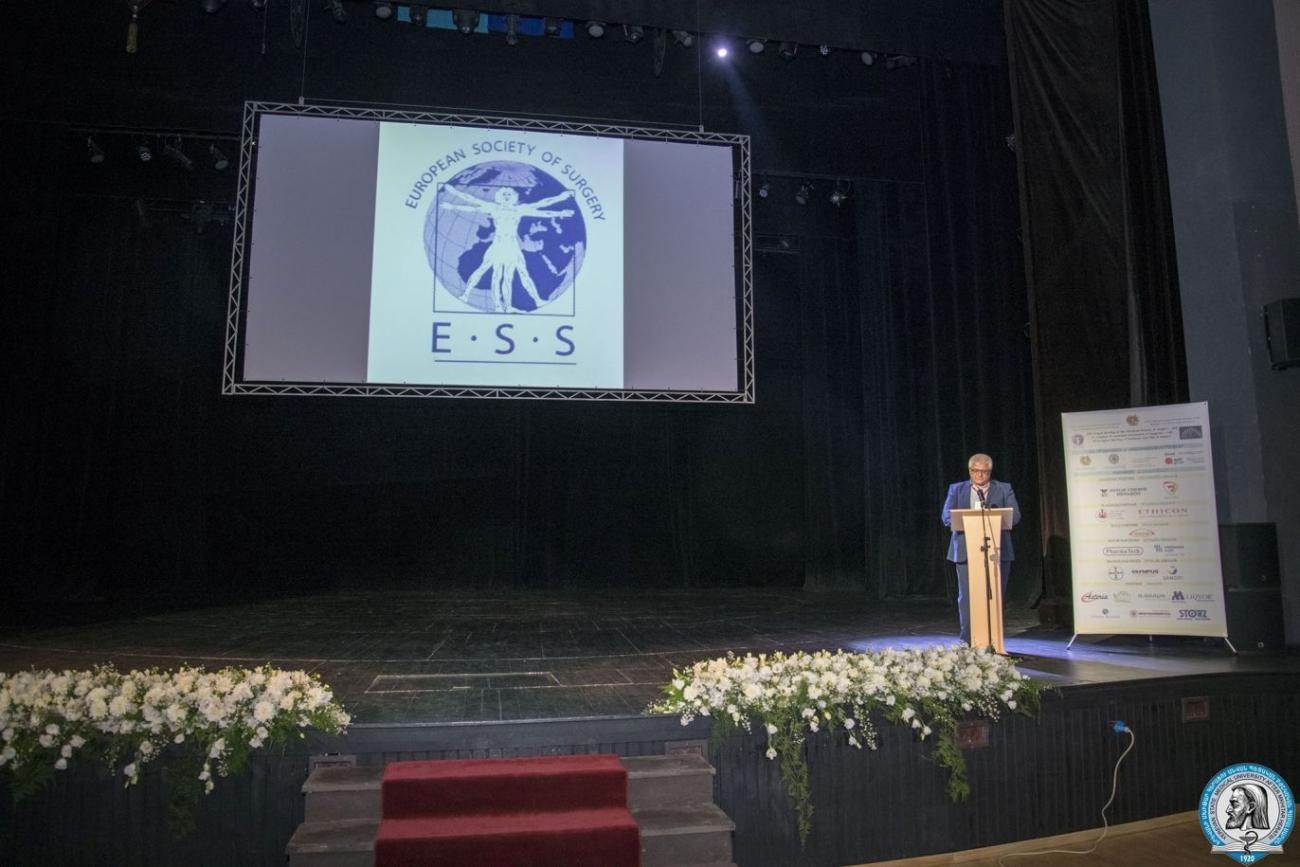 International Congress united over 200 surgeons from Armenia and abroad